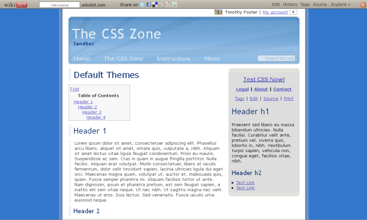 thesis theme css selectors A little bit of thesis, css and a wordpress plugin use the thesis theme as because we've now added a css selector id to our customcss file.